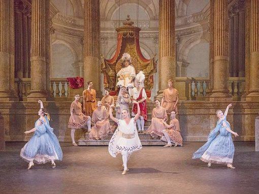 <b>LES BALLETS DE NOVERRE</b><br></br><p>dancer</p>